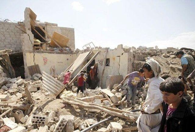 جنگندههای سعودی ۳۰ هزار بار مأرب یمن را هدف قرار دادند