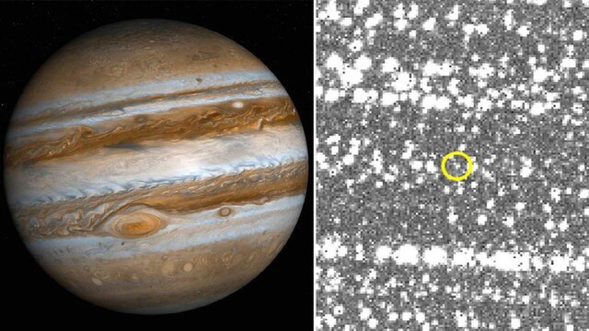 دانشآموزی که قبل بازگشایی مدارس یک قمر کشف کرد