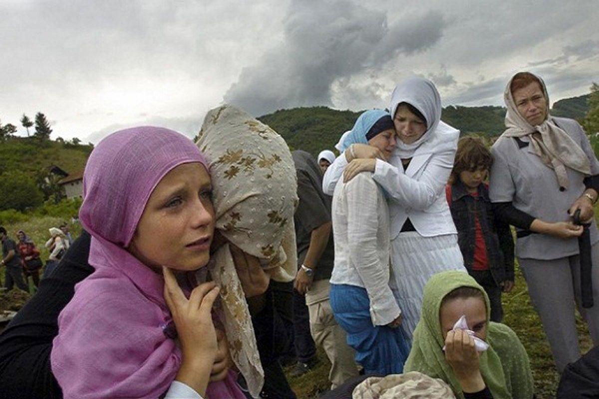 ویژه برنامه «سربرنیتسا» بازگویی جنایات جنگی در قلب اروپا