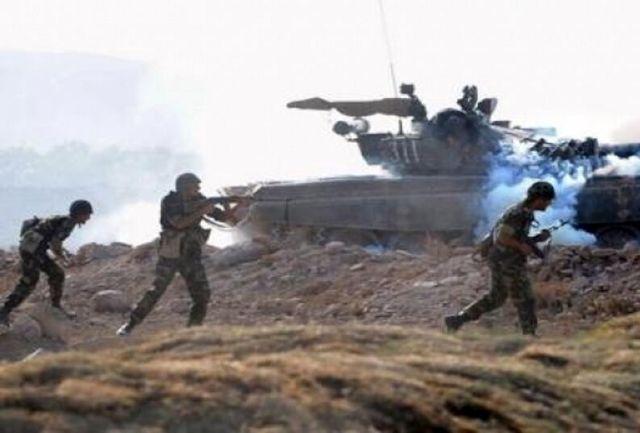 4 بالگرد و 10 تانک آذربایجان را نابود کردیم
