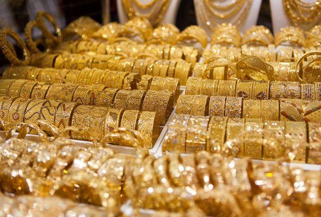 طلا ارزان، سکه گران شد
