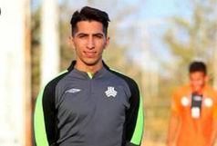 فوتبالیست تاکستانی به تیم سایپا پیوست