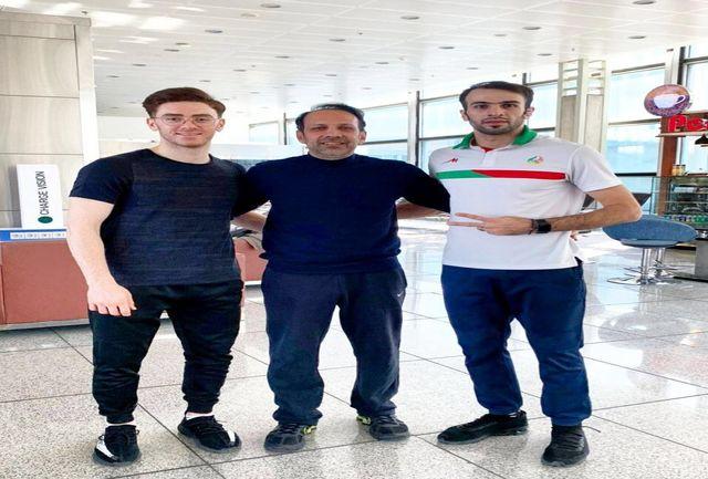 کاراته استان در لیگ برتر کاراته وان