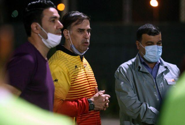 ژاوی کار سختی برابر نکونام دارد/ نتیجه را پیشبینی نمیکنم/ خوشحال میشوم تیمهای ایرانی پرچممان را در آسیا بالا ببرند