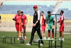 گلمحمدی برای بازیکن پرسپولیس خواب دید+ عکس