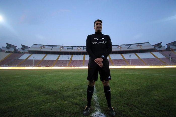 سطح فنی فوتبال ایران از سطح فنی داوران بالاتر نیست/ وقتی ما جوانگرایی میکنیم باید تاوان آن را هم بپذیریم