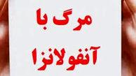 شمار قربانیان آنفلوآنزا در استان به ۸ نفر رسید