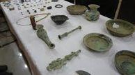 کشف اشیاء باستانی با قدمت بیش از 4 هزار سال در چرداول
