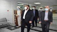 بازدید سرزده رییس کل دادگستری هرمزگان از مجتمع قضایی شهید بهشتی بندرعباس