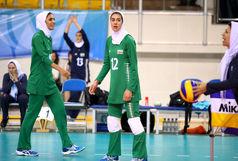 صعود 76 پلهای والیبال بانوان ایران در رنکینگ فدراسیون جهانی