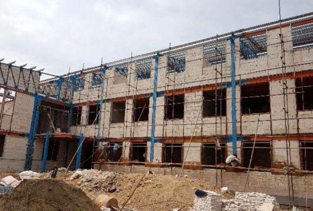 ساخت مدارس زلزلهزده کرمانشاه تا مهرماه به پایان می رسد