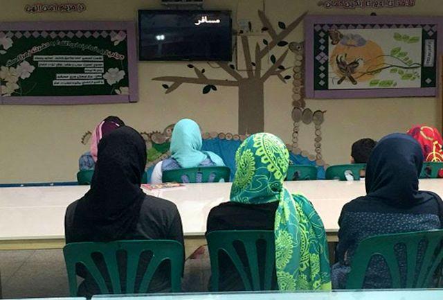 نمایش فیلم مسافر در کانون شهرستان مهدیشهر