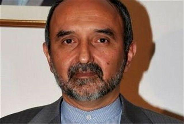 سفیر ایران،آزادی مرزبانان را از وزیرخارجه پاکستان پیگیری کرد