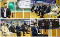 تالار فدراسیون بنام شهید سپهبد سلیمانی تغییر کرد+ عکس