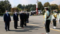 ورود وزیر کشور به فرودگاه شهید باکری ارومیه