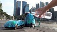 اختراع اولین خودروی ایرانی چهارچرخ و بدون نیاز به بنزین!