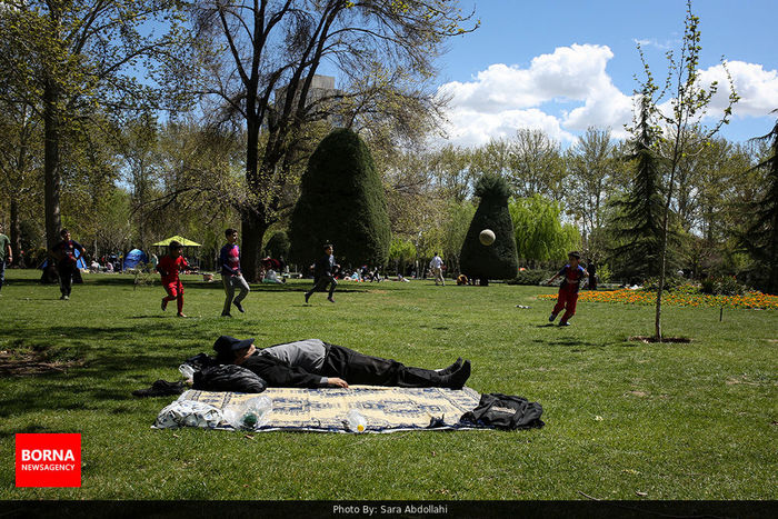 آمادگی برای تعطیلی پارکها و بوستانها در تهران