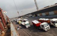 حدود ۳۵۸ هزار تن کالا از ۲ پایانه مرزی سیستان و بلوچستان صادر شد