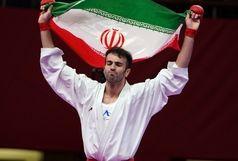 بهمن عسگری در دبی طلایی شد