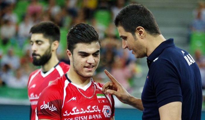 سهمیه المپیک برای والیبال ایران خیلی مهم بود/ معروف برای تیم ملی نعمت است