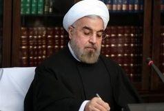 روحانی درگذشت عزت الله انتظامی را تسلیت گفت
