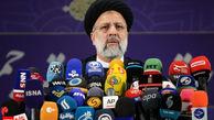 رییس جمهوری از تندیس مرزداران رونمایی کرد