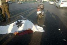 مرگ دلخراش یک کارگر در کوه پارک مشهد