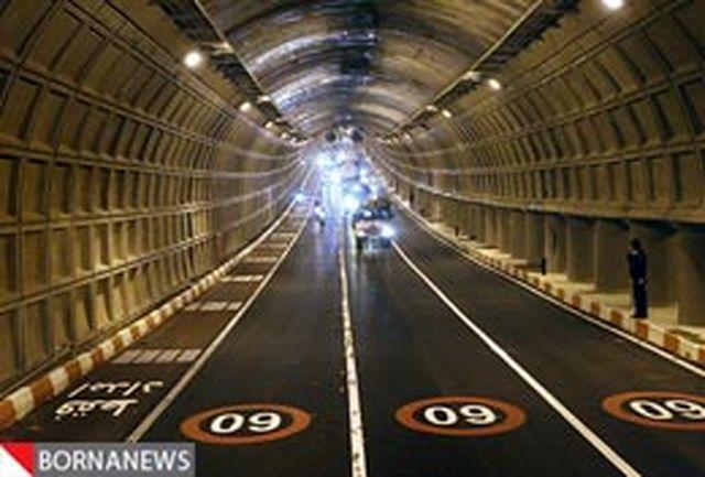 دریافت عوارض از تونل های تهران صحت ندارد