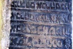 کشف سنگ نوشته های سرقتی هزارساله کلیمیان فلاورجان