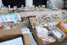 کشف بیش از 8 هزار داروهای غیرمجاز در املش