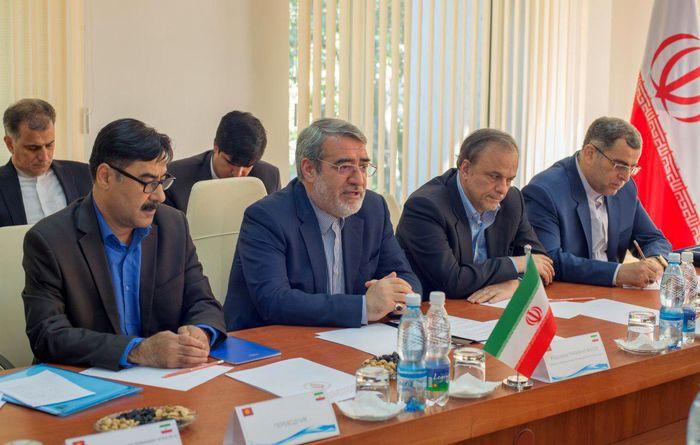 ایران خواهان صلح و ثبات برای همه کشورهای منطقه است