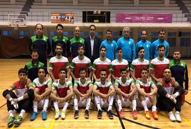 اردوی تیم ملی فوتسال در مرکز ملی فوتبال