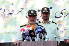 دستگیری 187 سارق، زورگیر و محکوم فراری در پایتخت