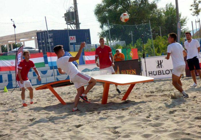 اولین دوره رقابتهای تکبال برگزار میشود