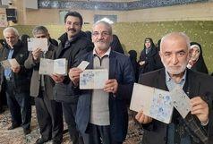 رای گیری در قزوین درحال برگزاری است