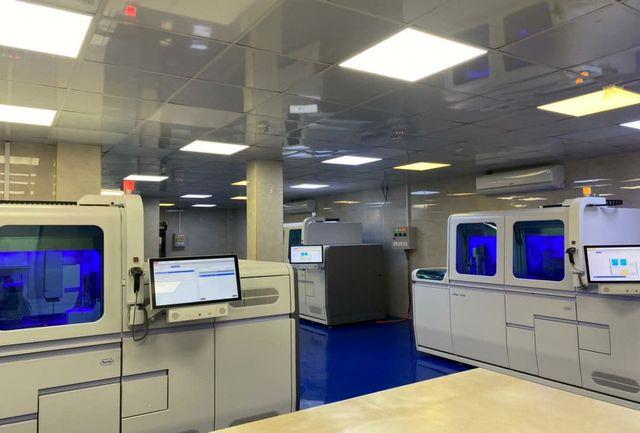 نخستین آزمایشگاه تمام خودکار PCR ایران راهاندازی شد