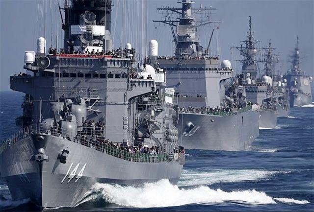 آمریکا از فناوری های چینی و روسی در ساخت کشتی های جنگی استفاده میکند
