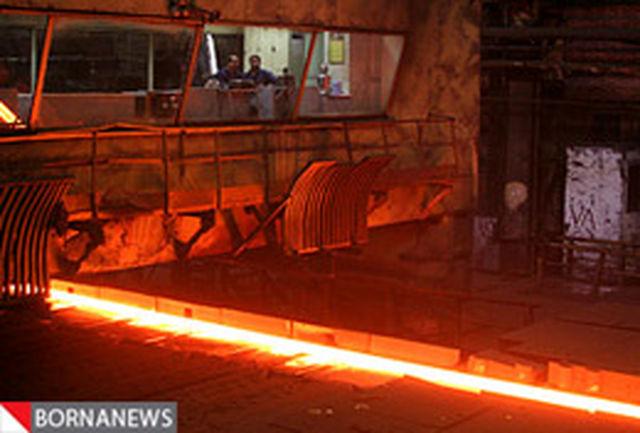 كارخانه بزرگ فولاد در تیكمهداش به بهرهبرداری میرسد