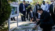 سفر رئیس بنیاد شهید به مشهد مقدس