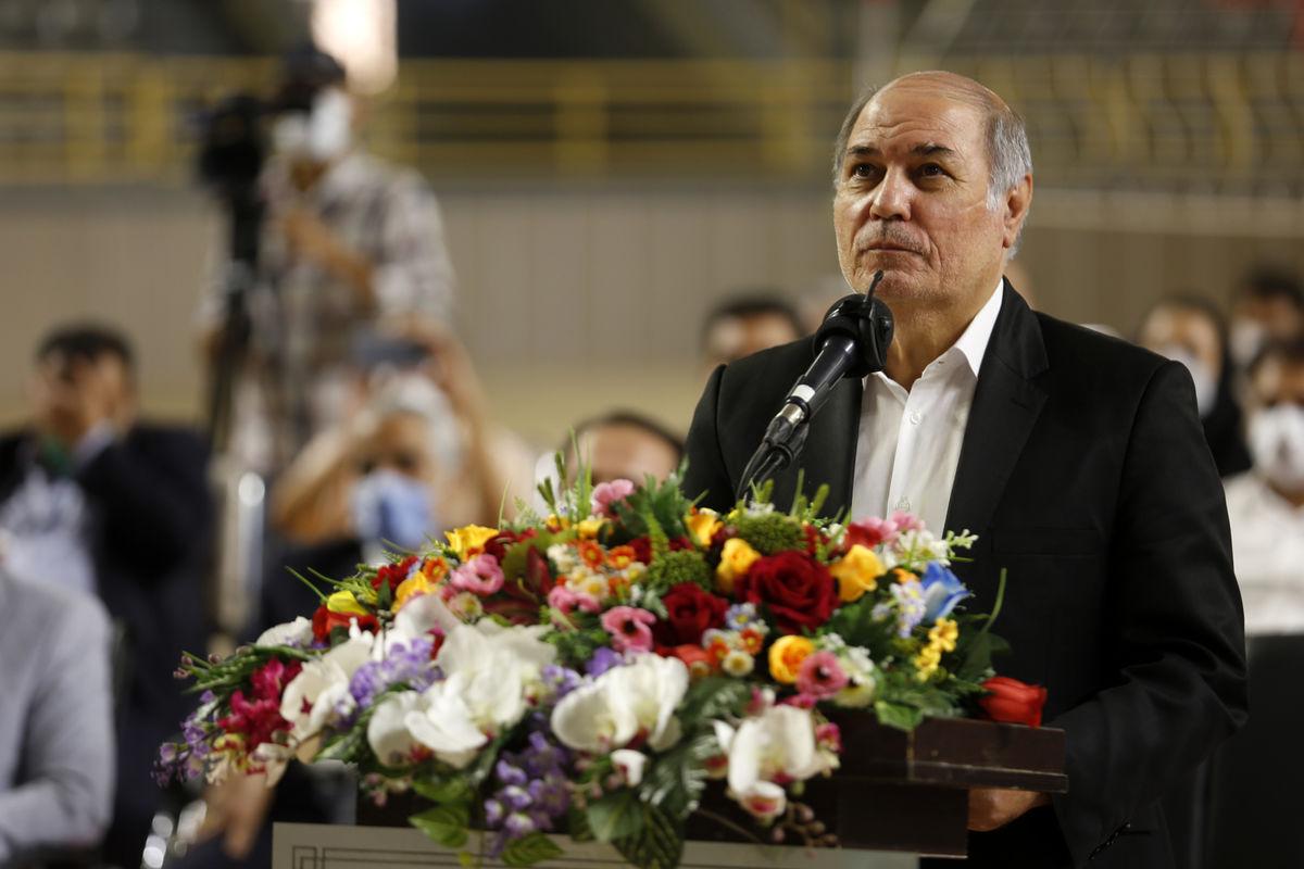 با افتتاح سالن ۶ هزار نفره ، شیراز میزبان رقابت های بین المللی می شود