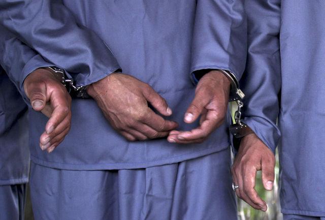 دستگیری ارازل و اوباش در اردبیل