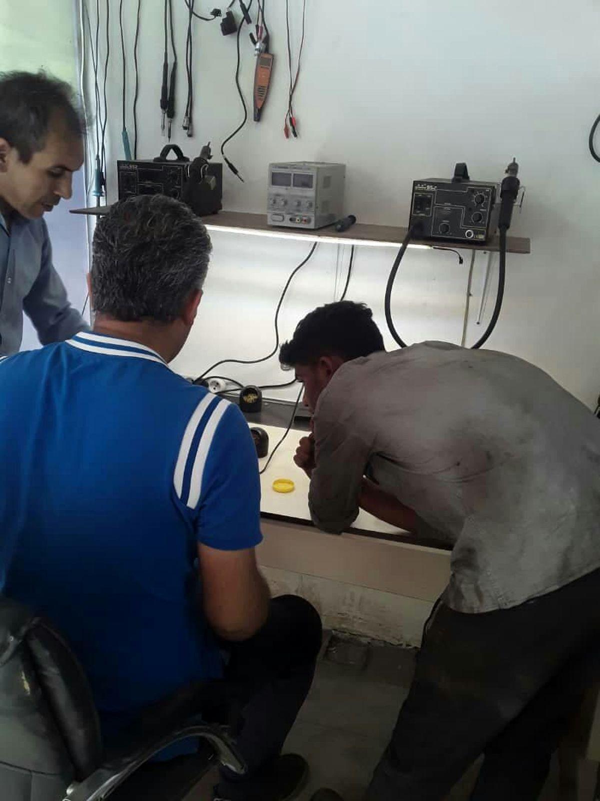 راه اندازی اولین مرکز مهارت آموزی ویژه کودکان کار در تهران