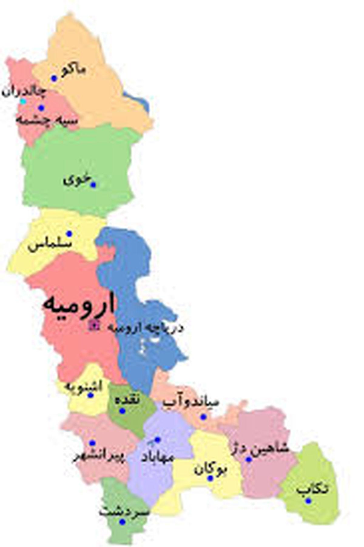 تعداد دقیق شهدای جنگ تحمیلی استان آذربایجان غربی