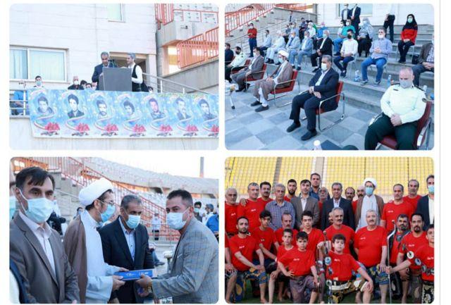 270 ورزشکار و پهلوان در رشته پهلوانی و زورخانه ای در استان قزوین فعالیت می کنند