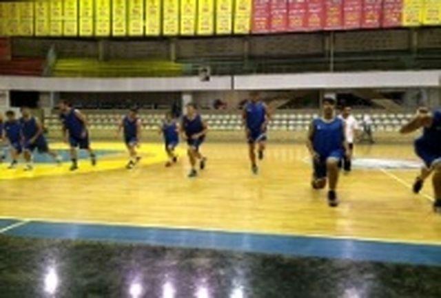 تیم ملی بسکتبال فردا عازم ووهان چین میشود