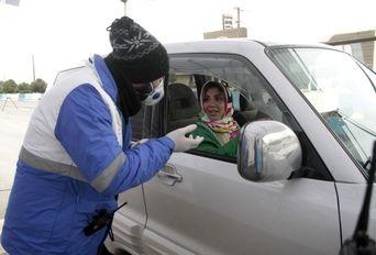 اجرای طرح ممنوعیت ورود خودروهای غیربومی به شهرستان انزلی