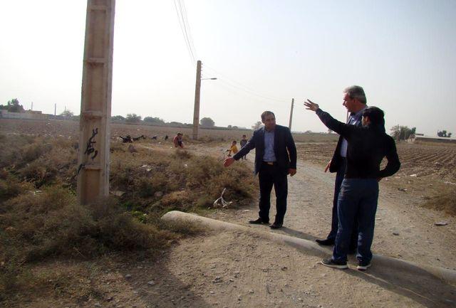 شهردار و نایب رئیس شورای شهر جوادآباد بر توجه بیشتر به مناطق حاشیه ای شهر تاکید کردند