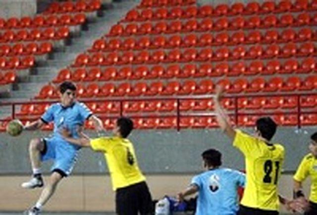 درگزین میزبان اردوی تیم ملی هندبال کشور
