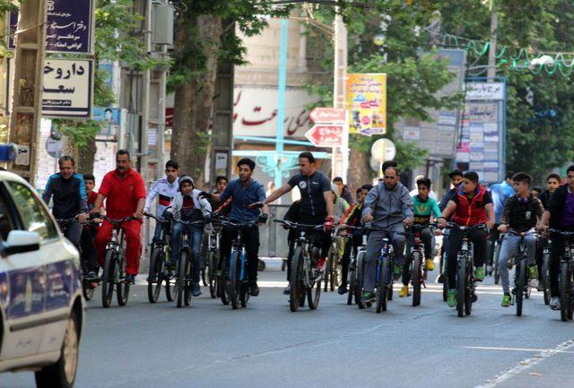 انجام مطالعات تعیین مسیرهای جاذب دوچرخهسواری در شهر قم