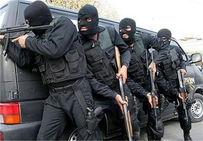 پلیس گروگانگیری در کرمانشاه را پایان داد